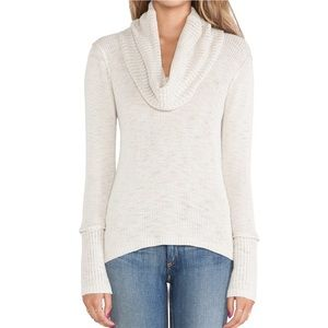 Michael Stars Cowl Neck Sweater